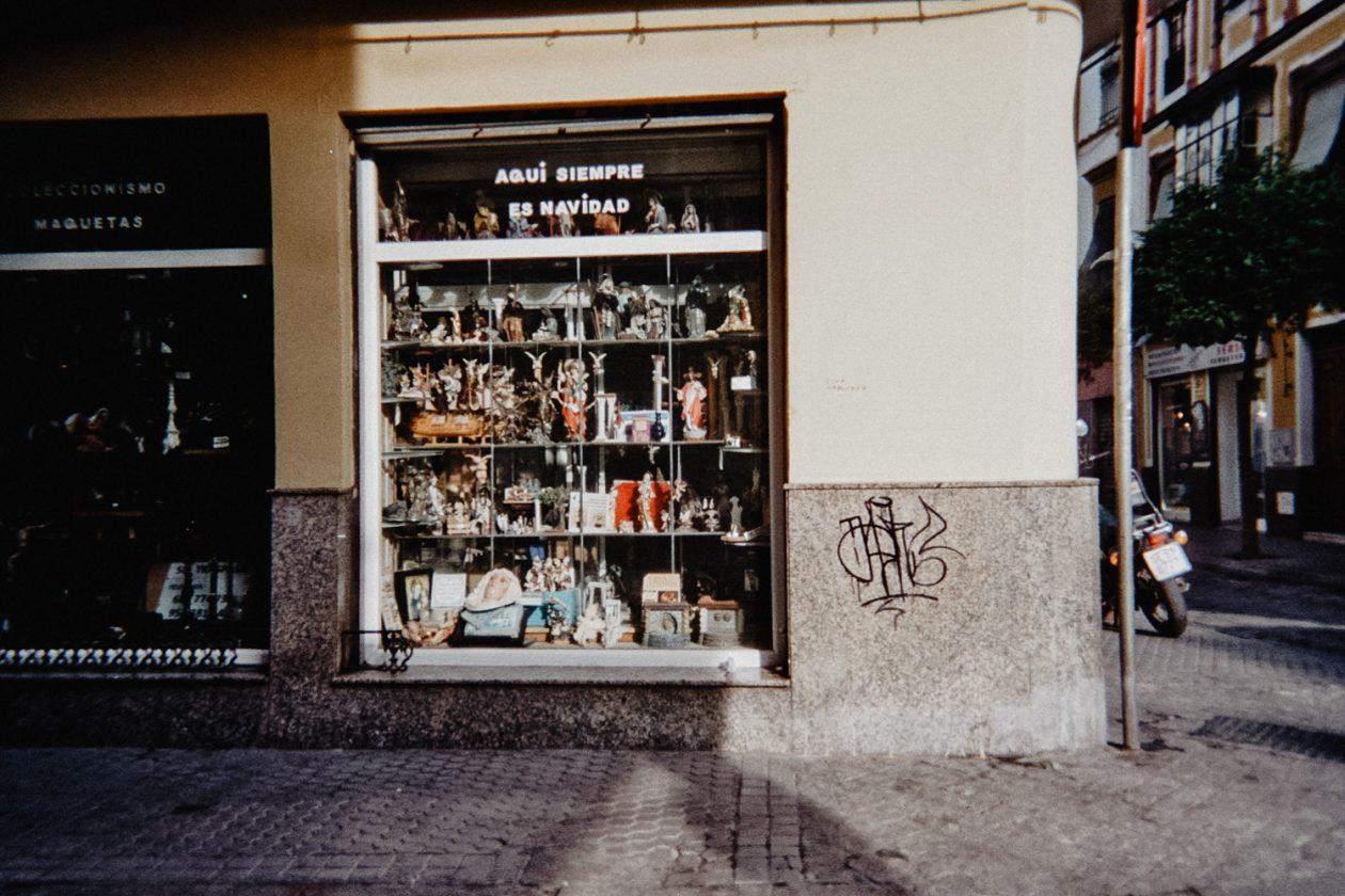 Daisy Ranoe fotografie - Sevilla analoog