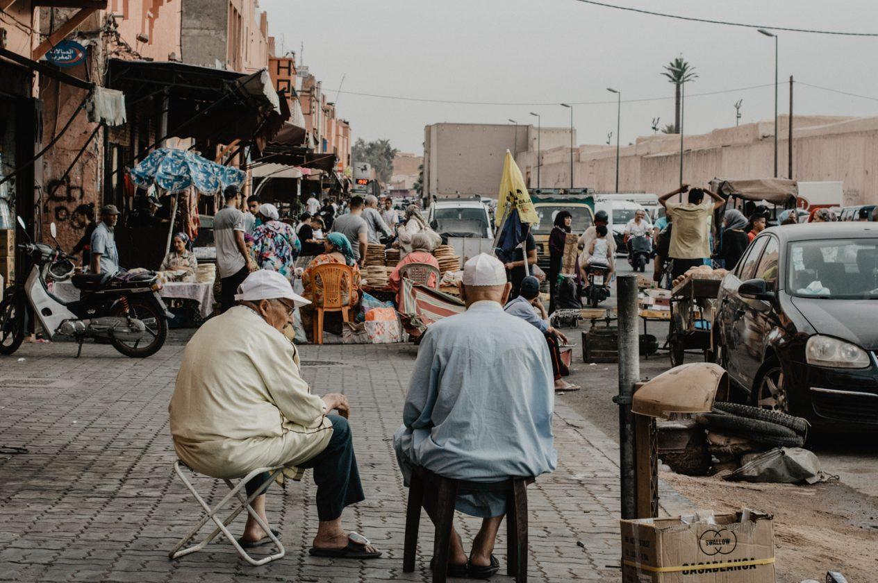 Daisy Ranoe fotografie - Marrakesh, Marokko
