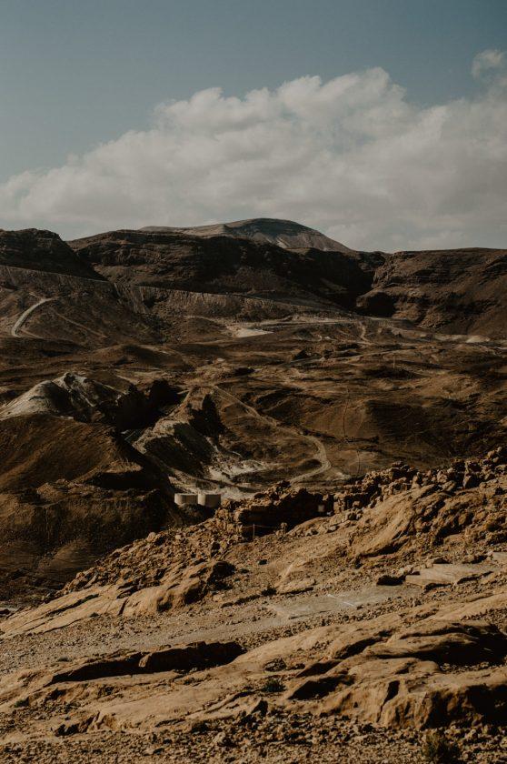 Daisy Ranoe fotografie Israël Masada