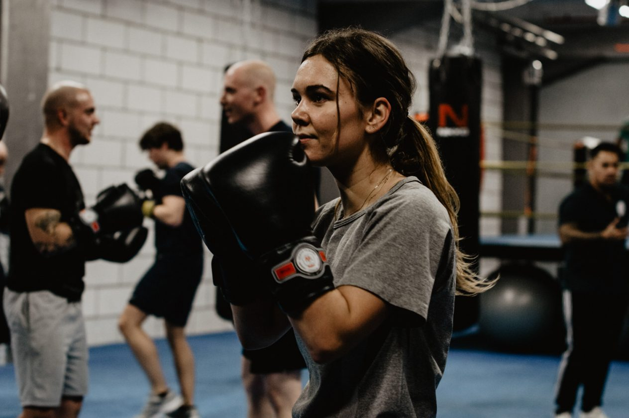 Daisy Ranoe - fotografie sport