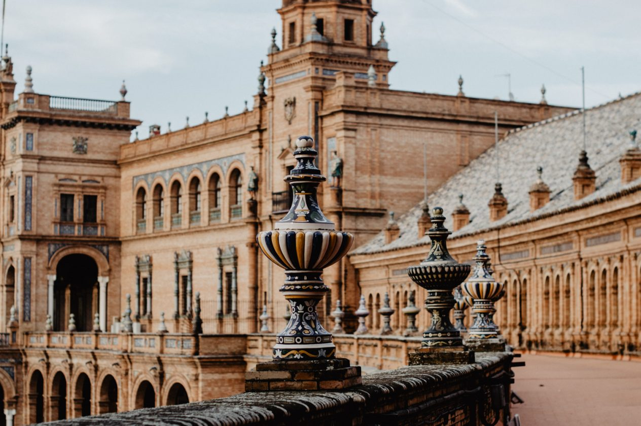 Daisy Ranoe fotografie - Sevilla Spanje