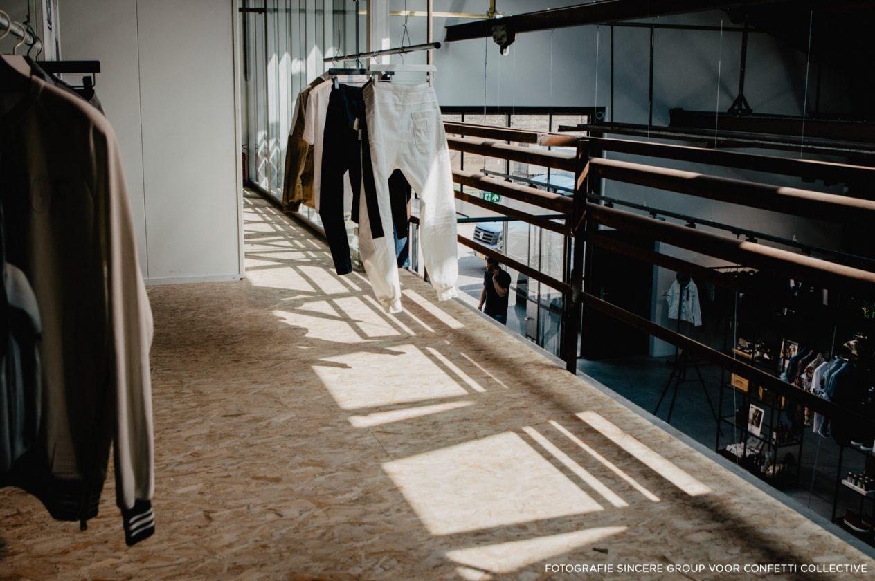 Interieurfotografie Daisy Ranoe - fotografie Sincere Group voor Confetti Collective