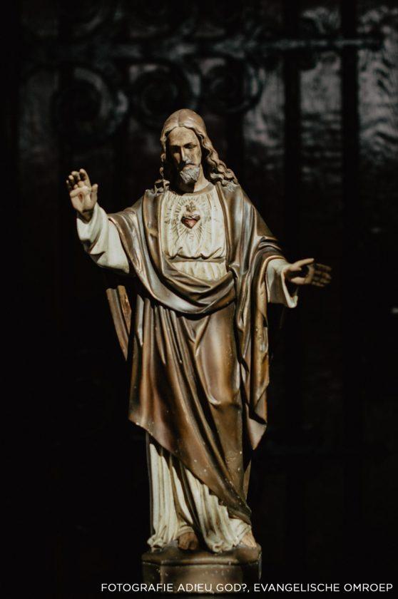 Daisy Ranoe fotografie voor Adieu God? Evangelische Omroep