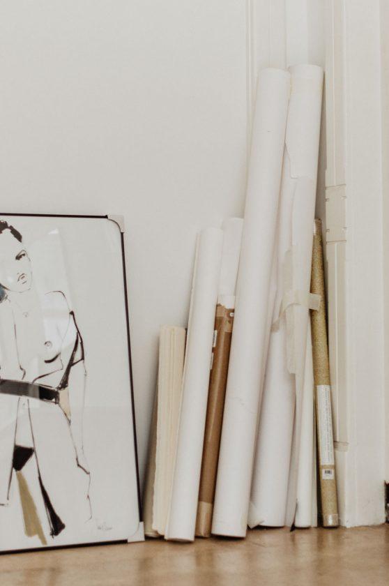 Sella Molenaar door Daisy Ranoe - fotografie